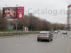 Самый дешевый рекламный щит на Походный проезд, Москва.