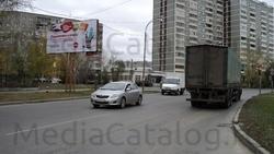 Билборд (3x6): Екатеринбург, Пехотинцев ул. Х Софьи Перовской ул.