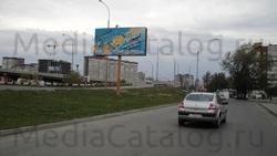 Билборд (3x6): Екатеринбург, Бебеля ул., д.136 Х Ольховская ул.