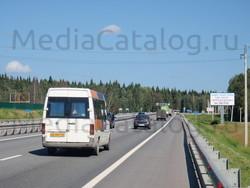 ...шоссе, 12100 м, после развилки на Скотное, до развилки на Агалатово, справа - Приозерское и Новоприозерское шоссе...